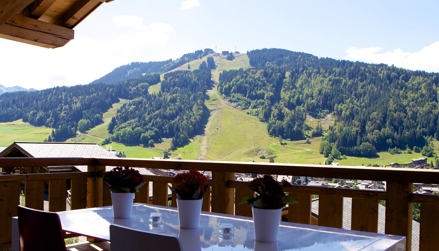Amazing Views, Central Morzine Location